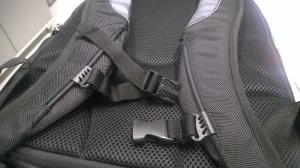 Messy straps