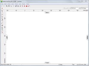 eMachineShop main window