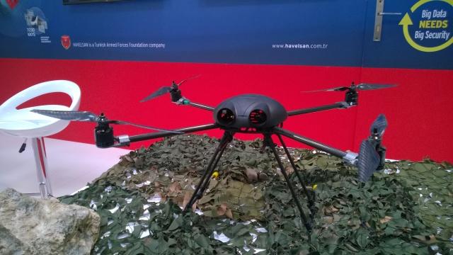Badass quadcopter