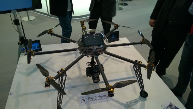 Badassest octacopter